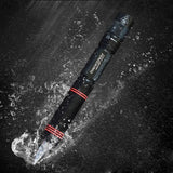 Self Defense Multifunction LED Flashlight Outdoor Survival Tactical Pen