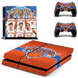 New York Knicks Exclusive Skin For PS4 + 2 Controllers