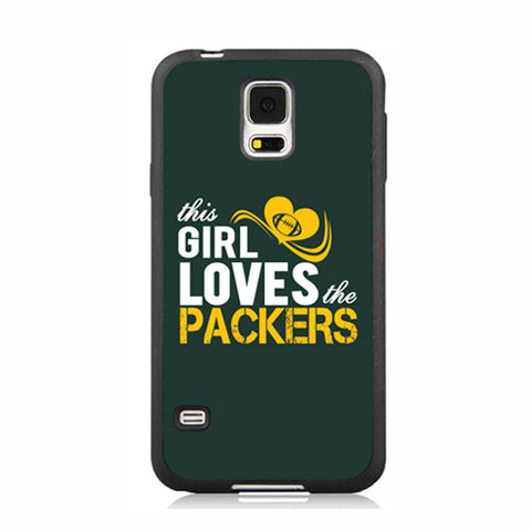 This Girl Loves the Packers Phone Case