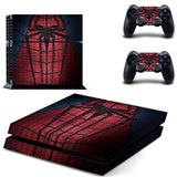 Spider-Man Console Skin For PS4/XBOX ONE & XBOX ONE S (Console + Controller)
