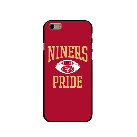 San Francisco 49ers 'Niners Pride' Phone Case for iPhone & Samsung