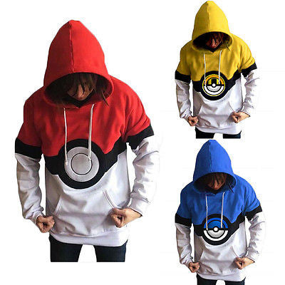 Pokemon Go Team Hoodies