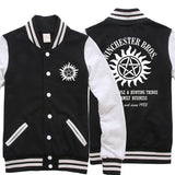 Supernatural Winchester Bros. Cardigan Style Jacket