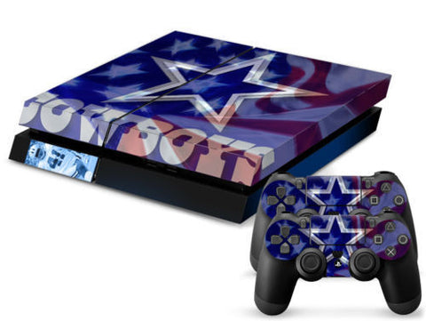 DALLAS COWBOYS PS4 SKIN