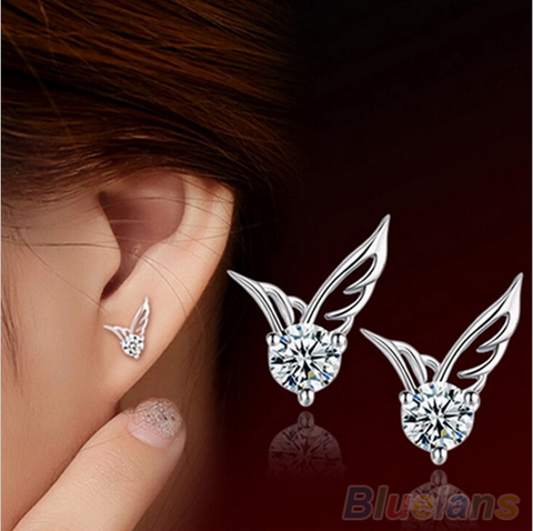 FREE GUARDIAN ANGEL EARRINGS