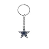 Dallas Cowboys Design Style Keychain