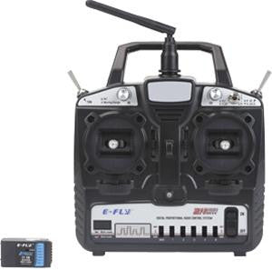 6 Channel 2.4 Ghz DSSS 4Ch Radio and Rx - CoolPremier CoolPremier - CoolPremier CoolPremier - CoolPremier