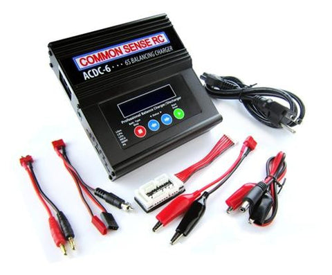 ACDC-6 Multi-Chemistry Balancing Charger - CoolPremier CoolPremier - CoolPremier CoolPremier - CoolPremier