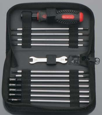 Duratrax 19-in-1 Tool Set w-Pouch For Traxxas - CoolPremier CoolPremier - CoolPremier CoolPremier - CoolPremier