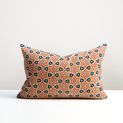 Arabesque Velvet Cushion