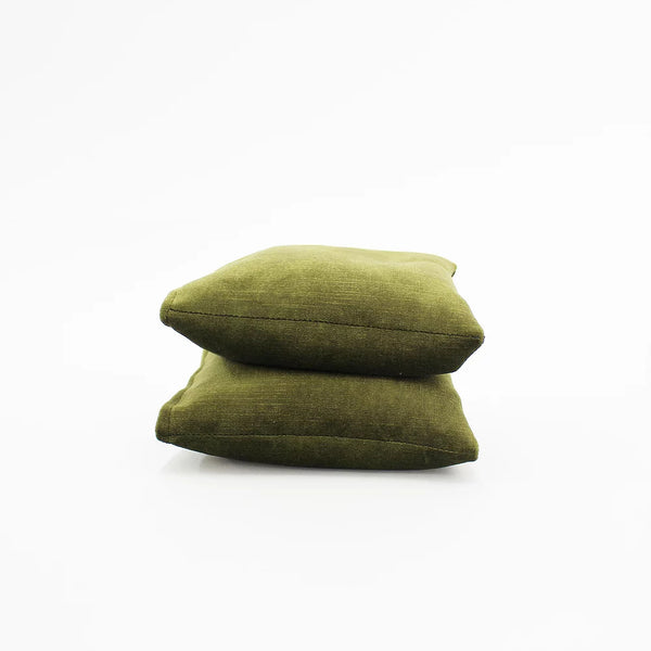 Therapy Wheat Bag - Olive Velvet