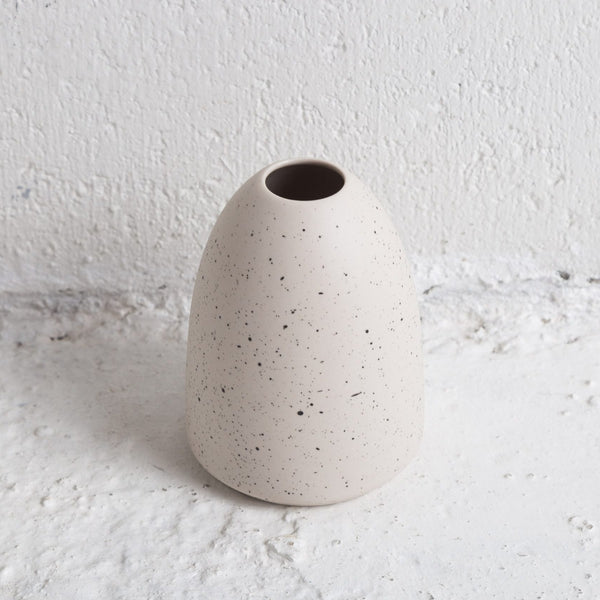 Dotted Ceramic Vase