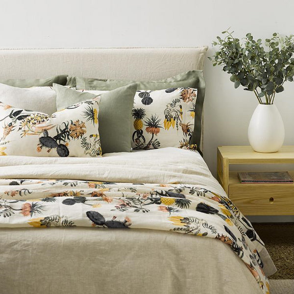 Attenborough Pillowcases - Pair