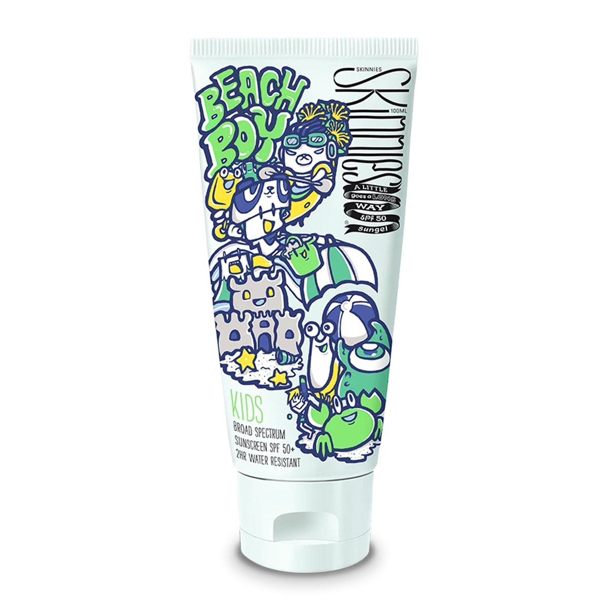Skinnies Beach Boy SPF50