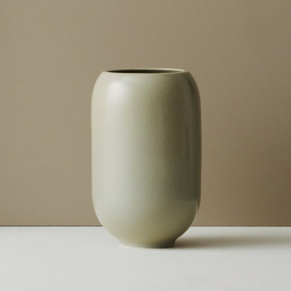 Ovum Vase - French Green