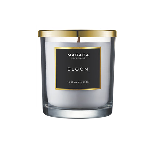 Luxury  Candle- Bloom