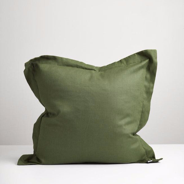 Forest Green european pillowcase