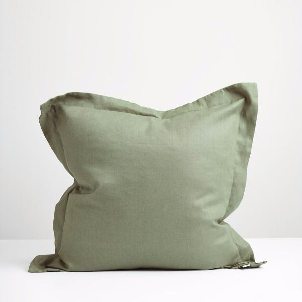Sage Green European Pillowcase
