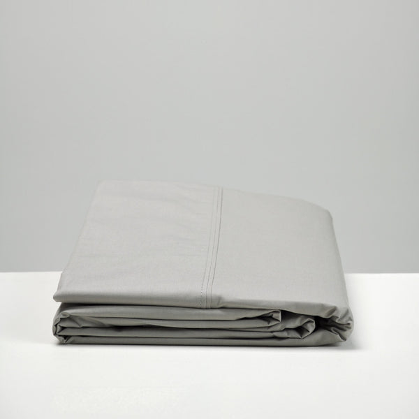 smoke cotton flat sheet