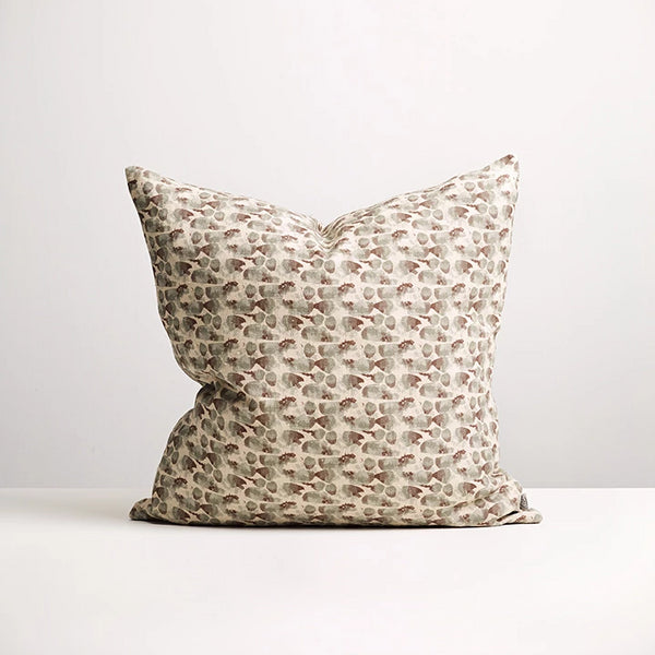 Olive Flutter 50*50 Cushion