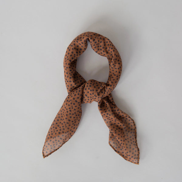 Freckles Mini Scarf Spice