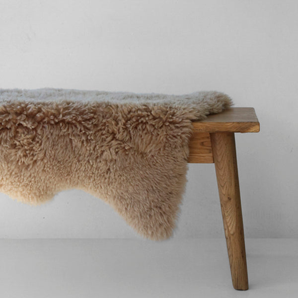 Honey Sheepskin - Extra Large