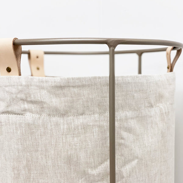 Laundry Basket - Oatmeal