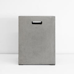 Concrete Stool - Rectangle