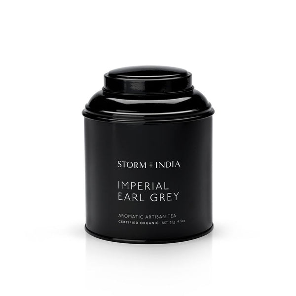 Storm + India Imperial Earl Grey Tea