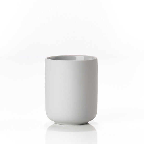 Ume Toothbrush Mug- Soft Grey