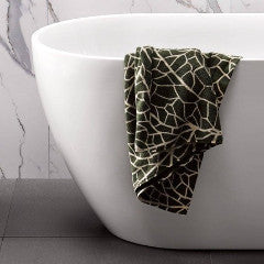 Organic hand towel- Forest