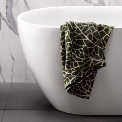 Organic bath towel- Forest