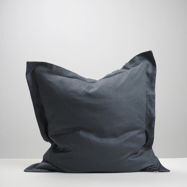 Slate european pillowcase