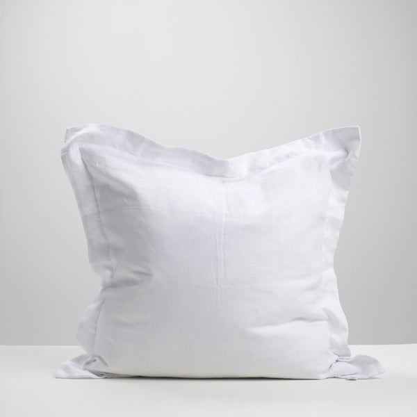 White european pillowcase