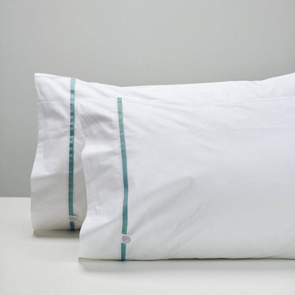 ocean tape pillowcases