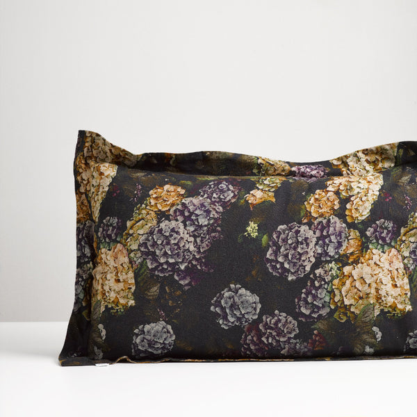 Hydrangea Pillowcases- Pair