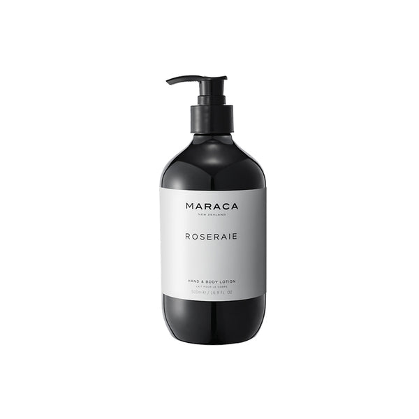 Hand & Body Lotion- Roseraie