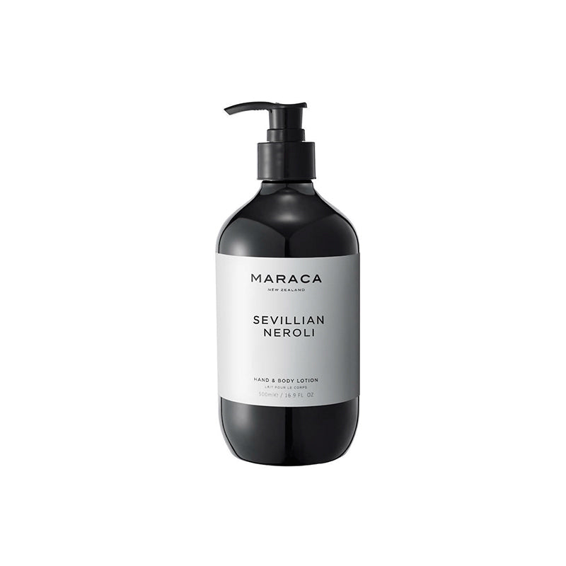 Hand & Body Lotion- Sevillian Neroli