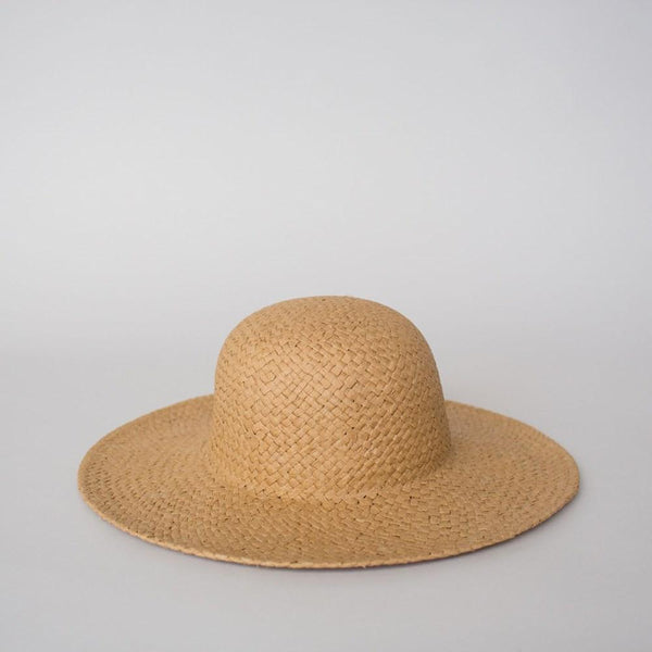 So Chic Natural Hat
