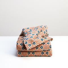 Arabesque Velvet Throw