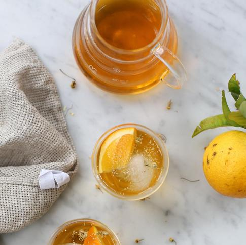 Storm + India Turmeric & Ginger Teabags