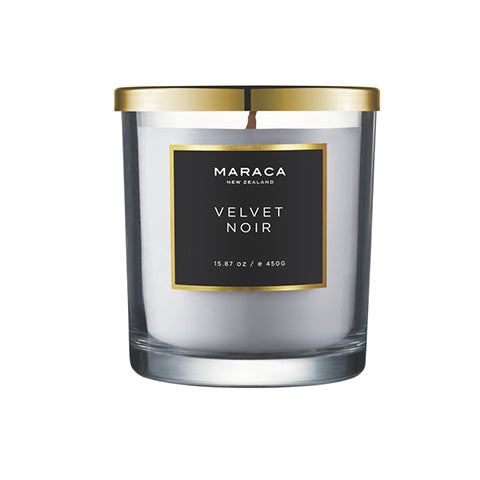 Luxury  Candle- Velvet Noir