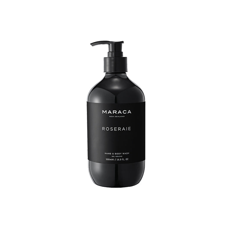 Hand & Body Wash- Roseraie