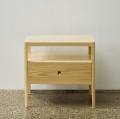Alba One Drawer Bedside