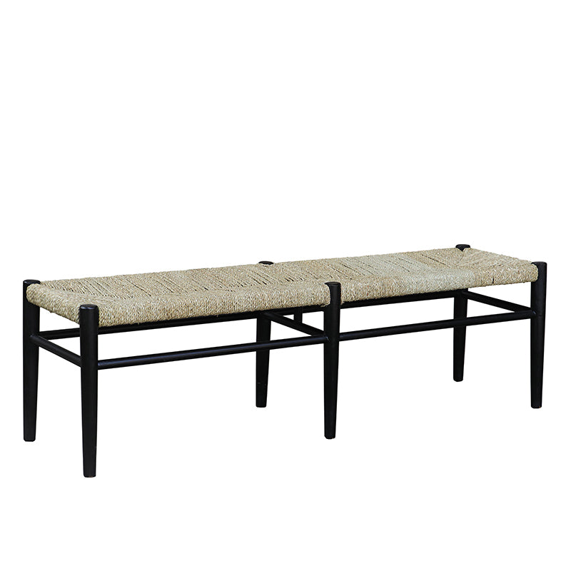 Bayou Bench - Black