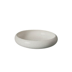 Footless bowl - Bone Crackle - Large