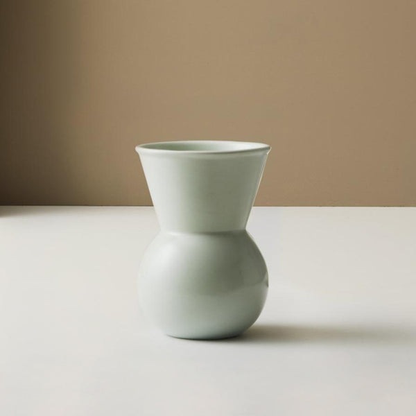 Bulb Vase - French Green - Small
