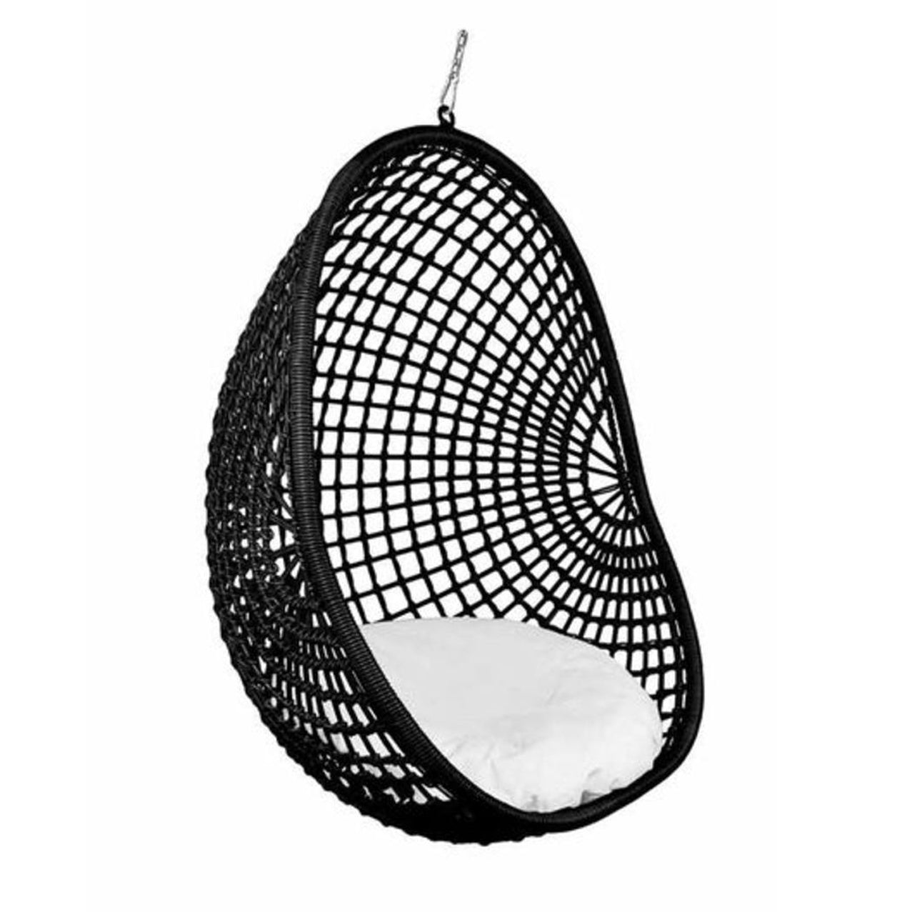 Outdoor Pod Chair - Black