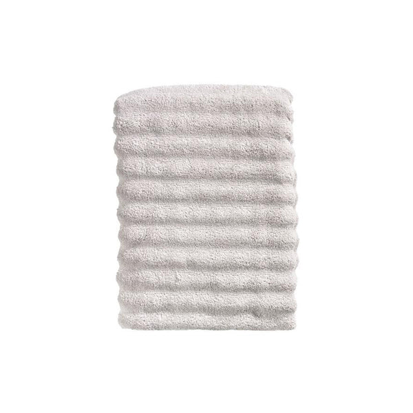 Prime Bath Towel - Soft Grey