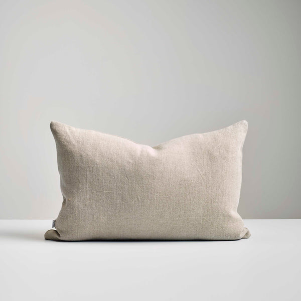 Natural Italian Linen Cushion